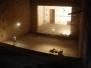 Preparativos konzierto teatro