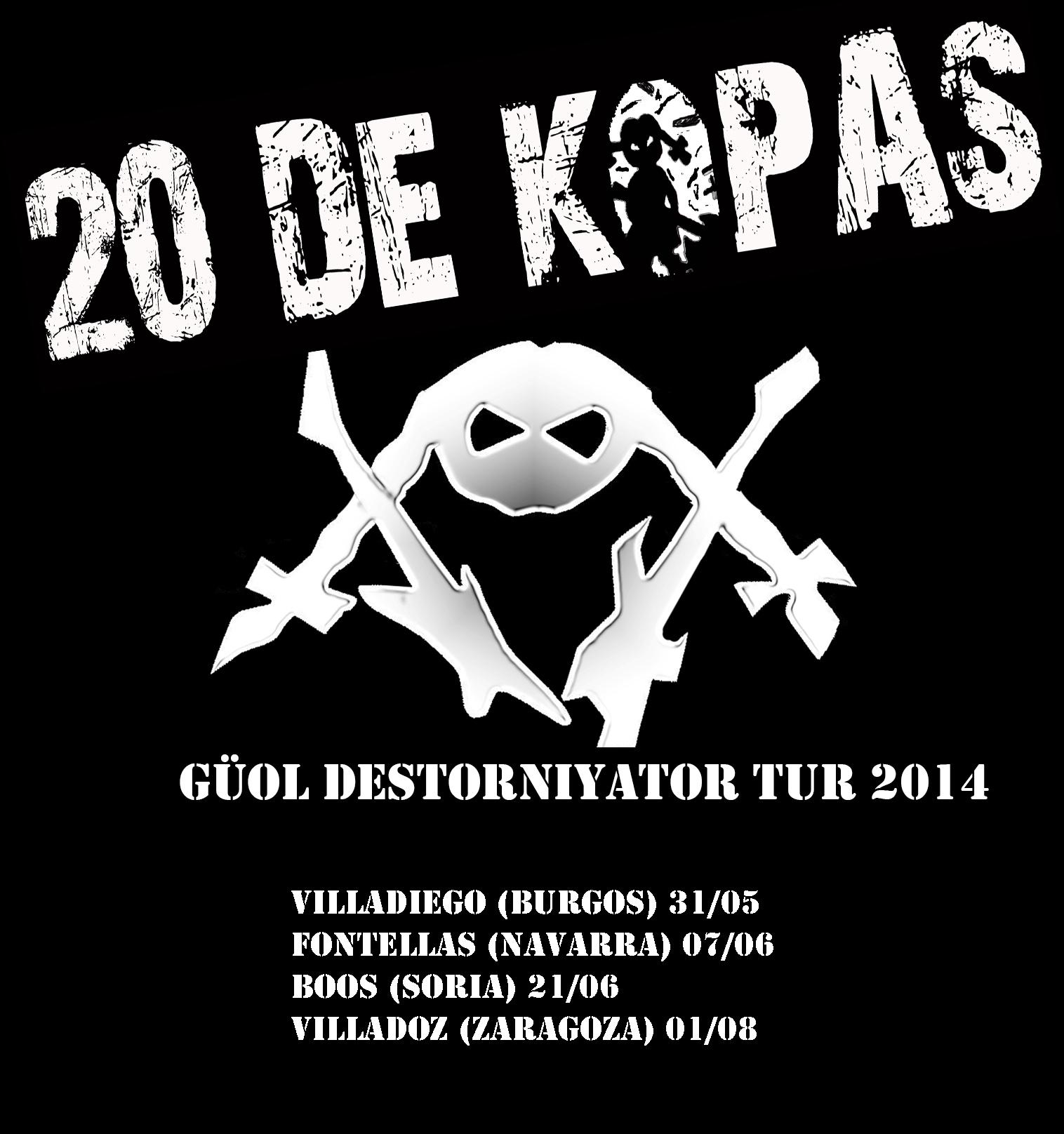 DestornillatorTour2014